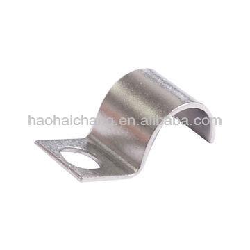 Abrazaderas de montaje de abrazadera de tubo de acero inoxidable para tubo de calefacción