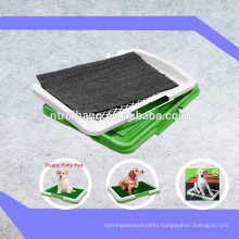Manufacturing activated carbonair filter mat for silica gel cat litter