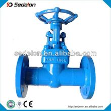 Modern Design Ductile Iron Resilient Seated Gate Valve