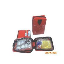 Kit de primeros auxilios Mini Car para viajes con Prining