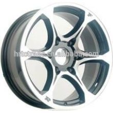 HRTC реплики колеса подходят для Toyota Lexus 17 * 7,5 дюйма гипер черный цвет