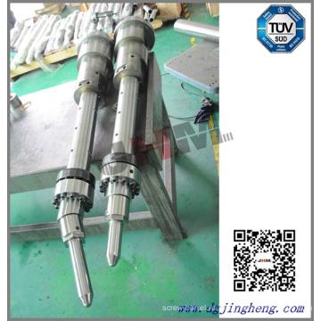 Двустворчатая формовочная машина для литья под давлением