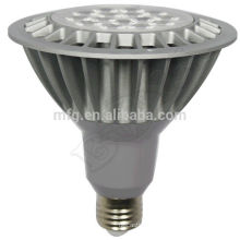 Custom popular aluminum die casting 200mm led downlight housing