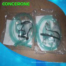 Одноразовые маски кислорода с ПЭ упаковке