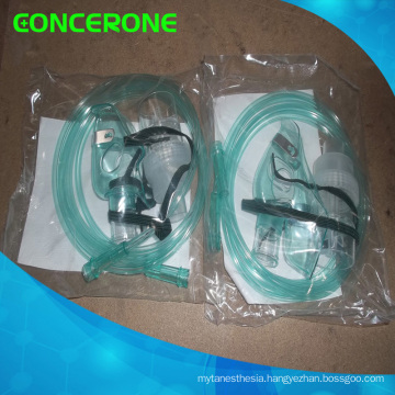 Disposable Oxygen Mask with PE Packing