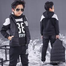 Trajes del muchacho de la manera de alta calidad de la ropa al por mayor de los niños