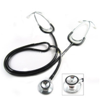 Uhlobo lwe-Double-head Type Digital Stethoscope Electronic for Teaching use