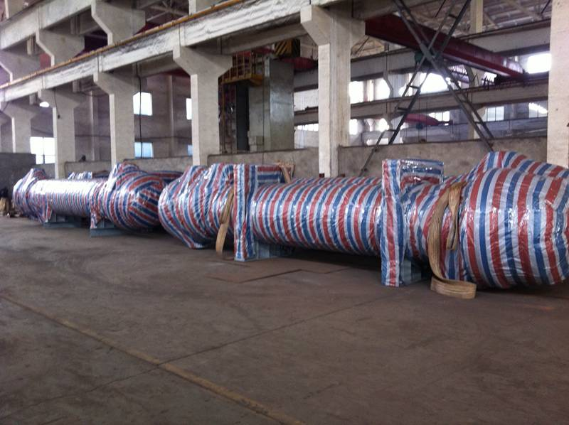 Spiral-plate Heat Exchanger