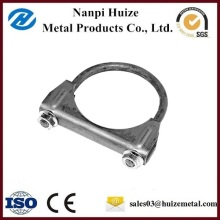Zinc Plated Round Bend U-Bolt
