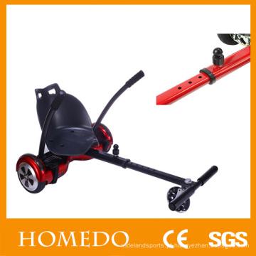 Vá para o carrinho profissional do go-kart para o banco de rodas de auto-equilíbrio de 2 rodas
