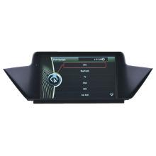 Sistema de seguimiento de coche DVD GPS Navegación del reproductor para BMW X1 E84