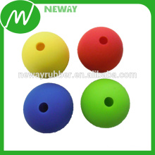 Durable High Temperature Resistant FDA Approved Rubber Ball