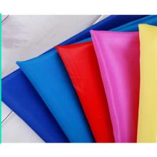Tissu de taffetas de polyester personnalisé
