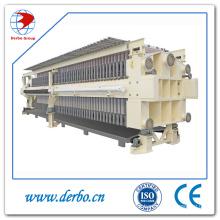 Low Cost Membrane Filter Press