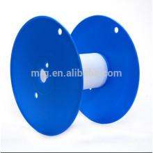 Bobine vide en plastique utilisée pour câbles électriques et câbles