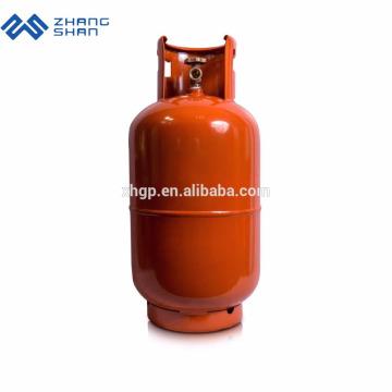 Fabricantes de marcas famosas na China de cilindros de gás GLP de 15 kg