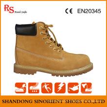 Goodyear Welt Safety Boots Fabriqué en Chine Snn431