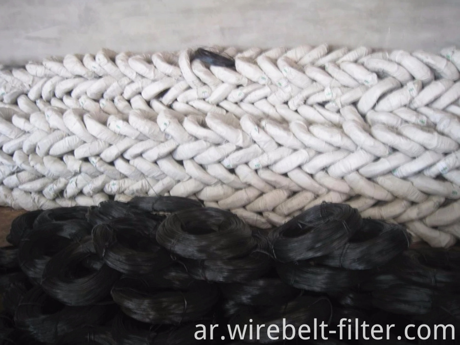 Soft Annealed Iron Binding Wire