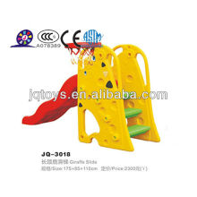Hotsale Outdoor Plastic Kids Play Tube Slide Spiral Slide