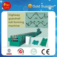 botou Huikeyuan boa qualidade Guard Rail Perfiladeira máquinas