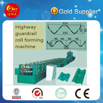 Botou Huikeyuan Good Quality Guard Rail Roll Forming Machinery