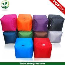 colorful living room adult sitting bean bag ottoman