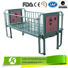 Hospital Pediatric Children Bed with Siderail