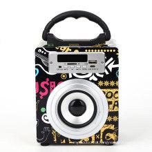BBQ KBQ-02 5W 800mAh Mini Bluetooth Speaker Portable
