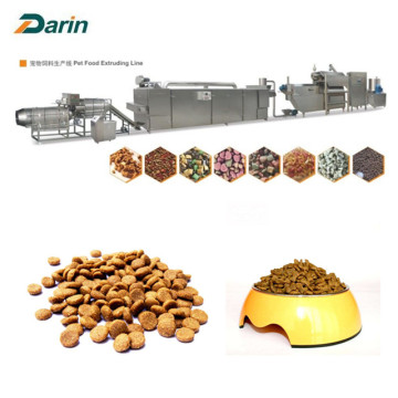 200-300kg/hr Dog Food Production Line