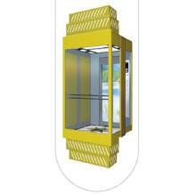 Ascenseur d'observation avec capacité 1250kg