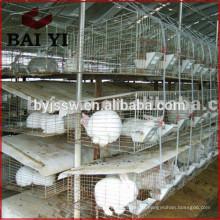 Huche d'élevage de lapin à grande échelle