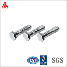 carbon steel zinc plated M12 point bolts