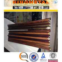 Hollow Round Square Wood Tube Pipe Price