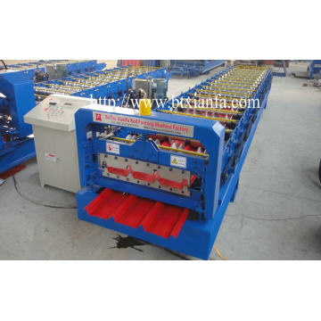 High Rib Roofing Sheet Metal Forming Machine