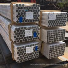 Aluminium extrudiertes nahtloses Rohr