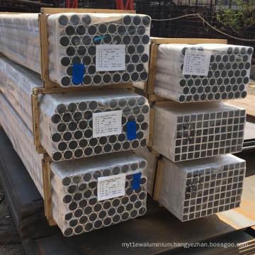 Aluminum Extruded Seamless Tube
