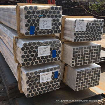 Tubo de liga de alumínio 2024 O