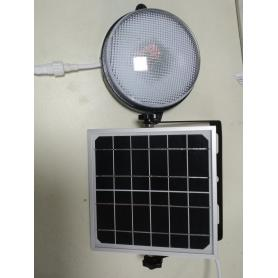 Draagbaar 4W mini Solar Motion Sensor Light