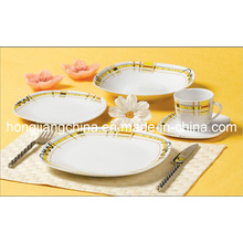 Gentlest Decor Dinner Set