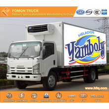 Japan technology 700P 25m3 freezer box truck