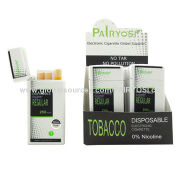 Colorful Electronic Cigarette Rechargeable Batteries, 7.8mm Diameter with Display Box Packing