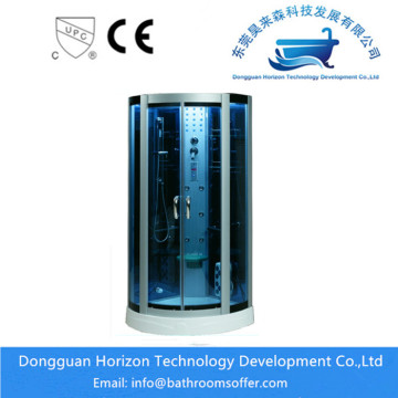 Fashionable Tempered Glass Steam Shower Enclosure