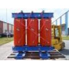 Transformador de alto voltaje del transformador 22kv de la clase seca de 315kVA 10kv