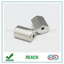 N52 runden Magneten Bohrung 1mm