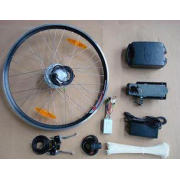 26 Inch DIY electric Bike conversion kits for hill climbing