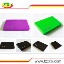 Plastic 2.5 External Hard Drive Disk Enclosure