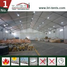 Temporäres Werkstatt-Zelt, Lagerzelt für Verkauf