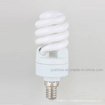 Конкурентоспособная спиральная энергосберегающая лампа 15 Вт с CE