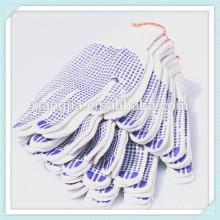 2014 Chine usine de sécurité gants de travail gants 7G, 10G, 13G, 15G chaîne tricoté travail gant
