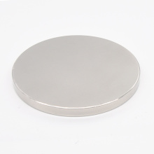 N45 Plating Nickel Neodymium Round Disc Magnet